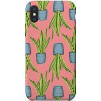 Pink Aloe iPhone Case