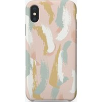Painterly Pastels iPhone Case