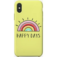 Happy Days iPhone Case