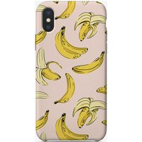 Pink Banana iPhone Case