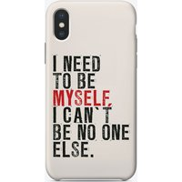 I Need To Be Someone Else... iPhone Case