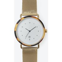 GG07 Watch (WKY/ GLD CASE / GLD M. STRAP)