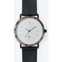 B110 Watch (L.TUR/ BLK CASE/ BLK STRAP)