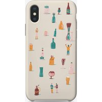 Beer glasses iPhone Case