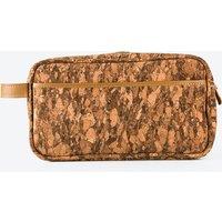 Womabt Dark Cork Cosmetic Bag