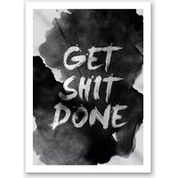 Get Shit Done X