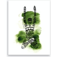 Yoga 03 Art Print