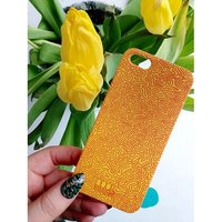 Maze in Yellow iPhone 6 Case