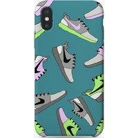 Nike Shoe Pop Art Phone Case