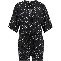 ps White dots Catwalk Junkie-zwart