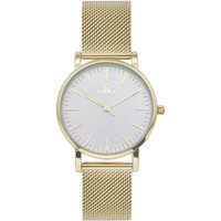 IKKI-Horloges-Watch Jamy Gold-Zilver