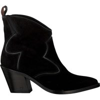 Abbey mid zip boot
