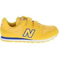 New Balance 500 sneakers geel-blauw