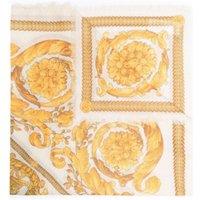 Baroque print scarf
