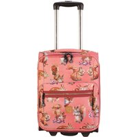 Pick & Pack Cute Squirell Kindertrolley dusty pink