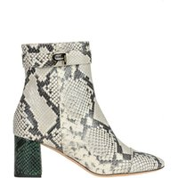 Reptile prit leather ankle botts