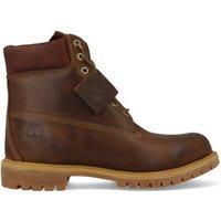Timberland Heren 6-inch Premium Boots (40 t-m 46) Donker Bruin 27097-41