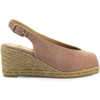 Open TOE Espadrilles With Wedge