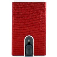 Credit card holder with Akron Rfid Sliding System