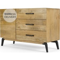 Lucien Sideboard, Light Mango Wood