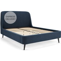 Hayllar Super King Size Bed, Aegean blue
