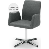 Product photograph showing Grant Office Chair Anchor Grey