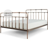 Starke Double Bed, Copper
