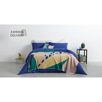 Product photograph showing Huasteca 100 Cotton Woven Throw
