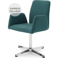 Product photograph showing Grant Office Chair Mineral Blue