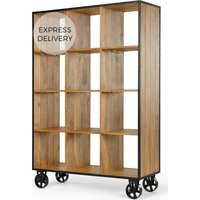 Humphrey Large Shelving Unit, Mango Wood
