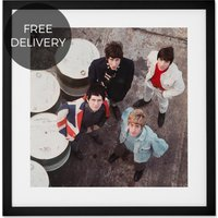 The Who, 1965, David Wedgbury 50x50cm Print