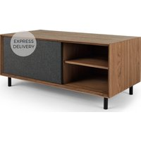 Luther TV Stand, Walnut