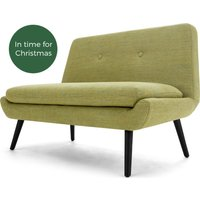 Jonny 2 Seater Sofa, Revival Olive