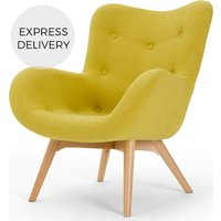 Doris Accent Chair, Shetland Moss