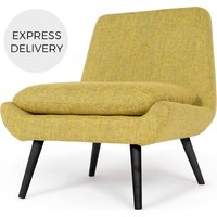 Jonny Accent Chair, Revival Yellow