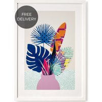 Botanical Illustration, Framed Wall Art Print