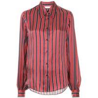 Nobody Denim camisa Raya de seda