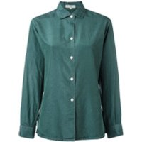 Emilio Pucci Vintage camisa de seda