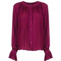 Olympiah camisa Spinello de seda -