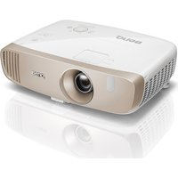 BenQ W2000 Heimkino Beamer - Full HD, 2.000 Lumen, 100% Rec. 709, Lens Shift, 1.3x Zoom, 3D, 2x HDMI