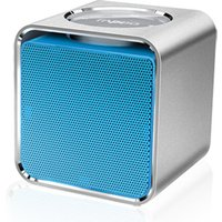RAPOO A300 Mini Lautsprecher [Bluetooth, NFC] blau