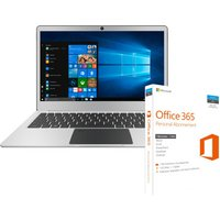 TREKSTOR PRIMEBOOK P14, Full HD IPS Display, Intel Pentium N4200, Windows 10 inkl. Microsoft Office 365 Personal [1 Jahr]