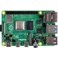 Raspberry Pi 4 Modell B 2GB ARM-Cortex-A72 4x 1,50GHz, 2GB RAM, WLAN-ac, Bluetooth 5, LAN, 4x USB, 2x Micro-HDMI
