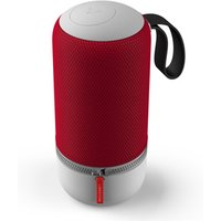 Libratone ZIPP MINI 2 (Cranberry Red) - Tragbarer Bluetooth Lautsprecher (Bluetooth 4.1, 12 Std. Akku, 3