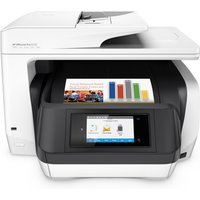 HP OfficeJet Pro 8720 Tintenstrahl-Multifunktionsdrucker 4in1 Instant Ink kompatibel