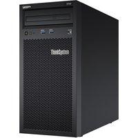 LENOVO ThinkSystem ST50 Server Xeon E-2124G, 8GB RAM, Gigabit-Ethernet, DVD-Laufwerk, 250W Netzteil