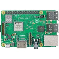 Raspberry Pi 3 Model B+ ARM-Cortex-A53 4x 1,4GHz, 1GB RAM, WLAN-ac, Bluetooth 4.2, LAN, 4x USB