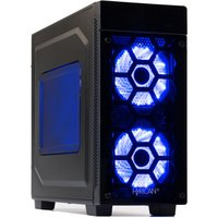 Hyrican Striker PCK06410 Gaming-PC [i5-9400F / 16GB RAM / 480GB SSD / 1TB HDD / RTX 2060 SUPER / Intel H310 / Win10]