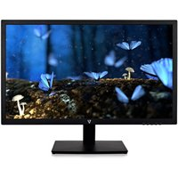 V7 L236E-3EU - 60 cm (23,6 Zoll), LED, VA-Panel, Full HD, DVI