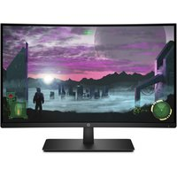 HP 27x Curved - 68,6 cm (27 Zoll), LED Curved Monitor, VA-Panel, 144 Hz, AMD Freesync, DisplayPort